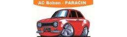 AC Boban PARAĆIN - Auto plac