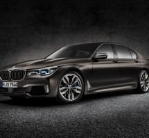 Predstavljamo: BMW M760Li