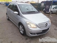 Polovni automobil - Mercedes Benz B 200 Mercedes Benz B 200 2.0 CDI