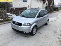 Polovni automobil - Audi A2 1,4