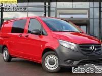 Novo lako dostavno vozilo - Mercedes Benz Vito 111 CDI MIX/L