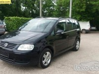 Polovni automobil - Volkswagen Touran 1.9TDI,6BRZ,5SED