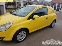 Polovni automobil - Opel Corsa 1,3 cdti van