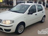 Polovni automobil - Fiat Punto 1.2 TNG VAN