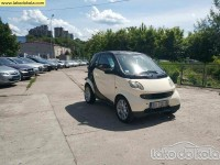 Polovni automobil - Smart ForTwo 800d