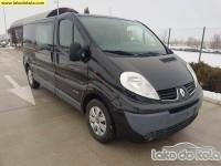 Polovno lako dostavno vozilo - Renault trafic 2.0 dci