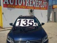 Polovni automobil - Volkswagen Passat B7