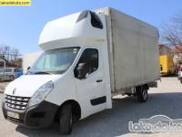 Polovno teretno vozilo do 7.5 tona - Renault Master