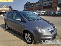 Polovni automobil - Opel Zafira 1.9 DTH švica 7sedi 2006.