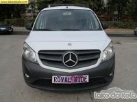 Polovno lako dostavno vozilo - Mercedes Benz 207