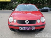 Polovni automobil - Volkswagen Polo 1.4tdi 2002.