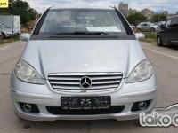 Polovni automobil - Mercedes Benz A 180 Mercedes Benz A 180 A 180 elegance 2006.