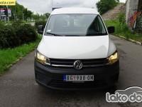Polovno lako dostavno vozilo - Volkswagen Caddy 2.0 TDI
