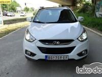 Polovni automobil - Hyundai ix35 2.0  CRDI 4X4 2010.