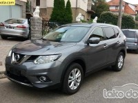 Polovni automobil - Nissan X-Trail 1.6DCI 4X4 EXCLUSIVE 2015.