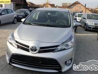 Polovni automobil - Toyota Verso 1,6 2016.
