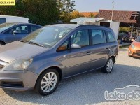 Polovni automobil - Opel Zafira 2,0dti 2006.