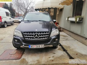 Polovni automobil - Mercedes Benz ML 350 CDI - 1