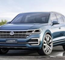 Predstavljamo: Volkswagen T-Prime