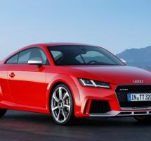 Predstavljamo: Audi TT RS