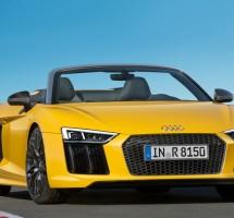 Predstavljamo: Audi R8 Spyder