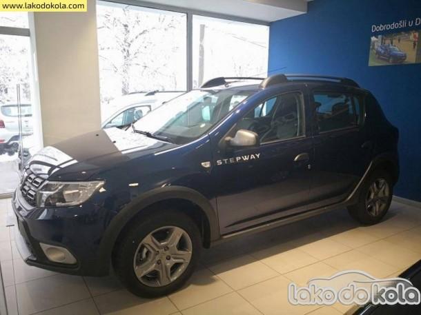 Novi automobil - Dacia Stepway 0.9 Tce  - Novo