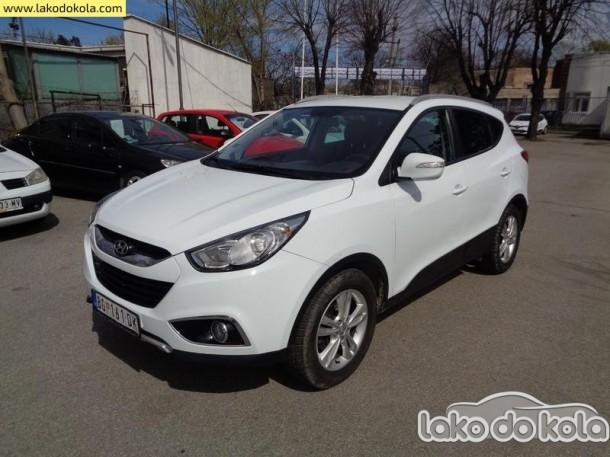 Polovni automobil - Hyundai ix35 2.0 CRDI