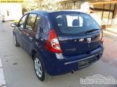 Polovni automobil - Dacia Sandero 1,4 GPL 2009. - Sl.4