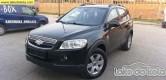 Polovni automobil - Chevrolet Captiva 2,0 LT 85000 2009. - Sl.6